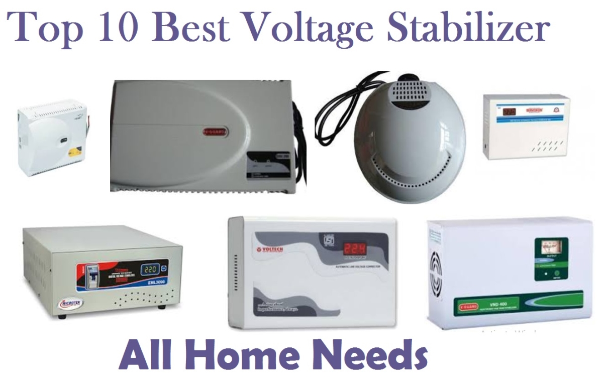 Home Needs top 10 best voltage stabilizer for all home needs 2017 - reviewsellers