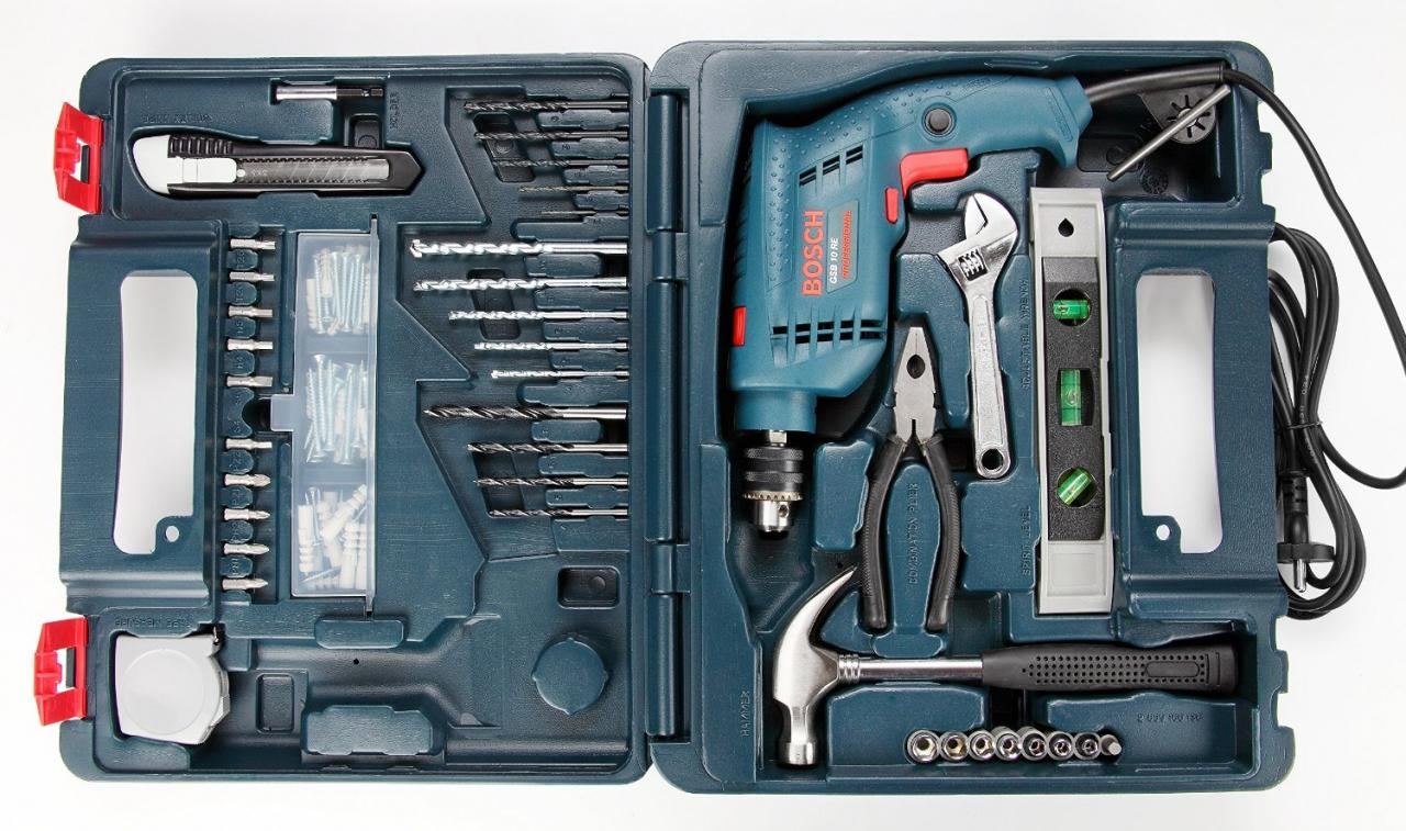 Best Home Tool Kits & Hand Set [Bosch] 2017 - ReviewSellers