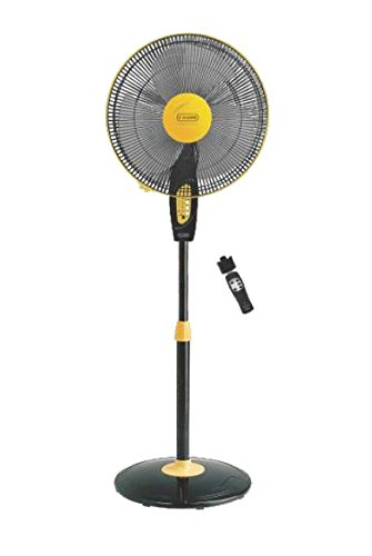 Remote Control Fans Table Top : Best rechargeable remote controlled table fan