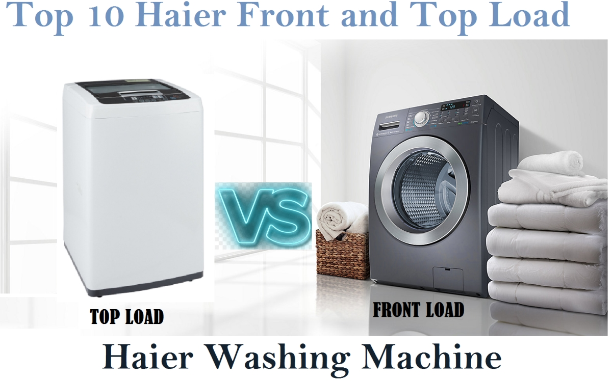 Haier washing machines (Heyer): review of the model range of manufacturer reviews 13
