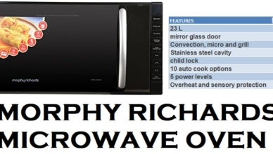 Best Morphy Richards Microwave Oven