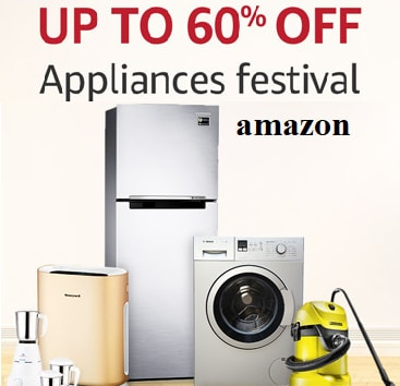Amazon Discount Festival Offer