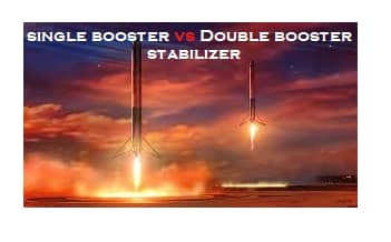 single booster & Double booster stabilizer