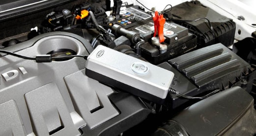 Automatic vs manual car battery charger