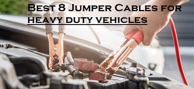 Best 8 Jumper Cables