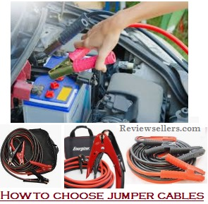 How to attach jumper cables