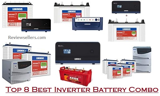 Best Inverter Battery Combo with Price Listed