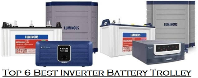 Best Inverter Battery Trolley with Price