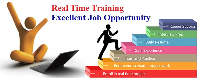 Real Time Training for an Excellent Job Opportunity on Angular