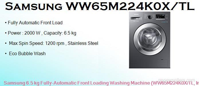 Best Samsung 6 5 Kg 1200 Watts Fully Automatic Washing